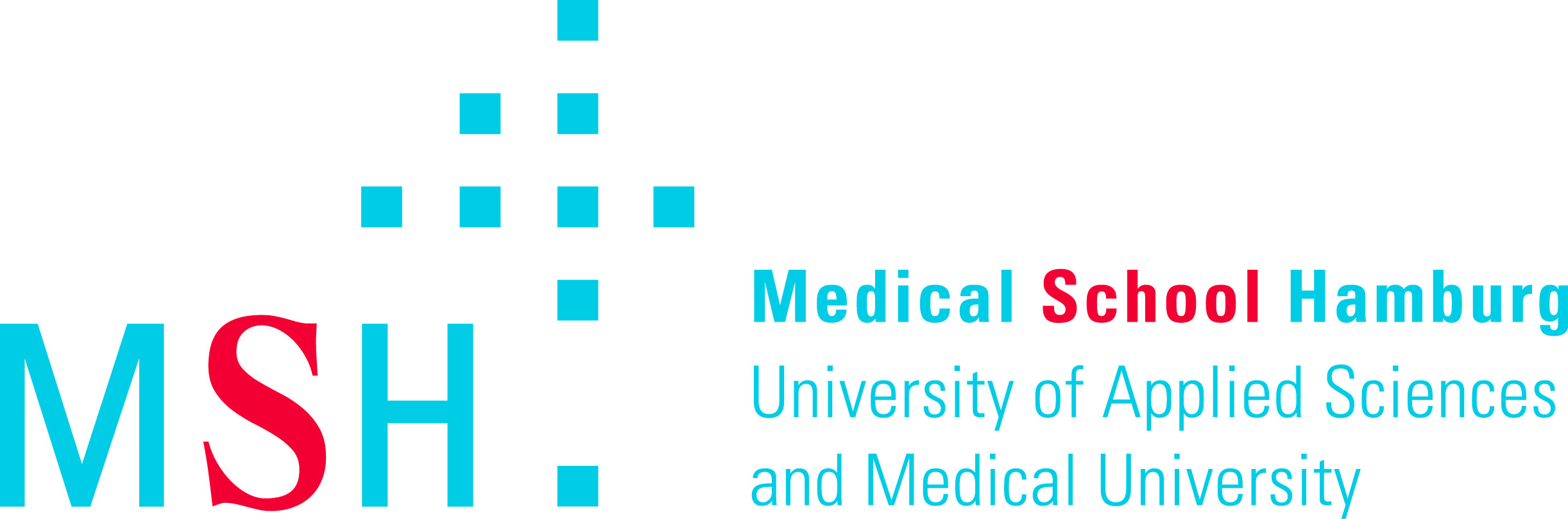 Logo der MSH Medical School Hamburg